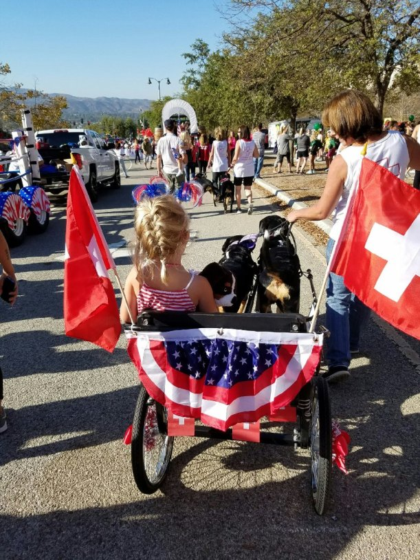 Simi Valley Days Parade 2016