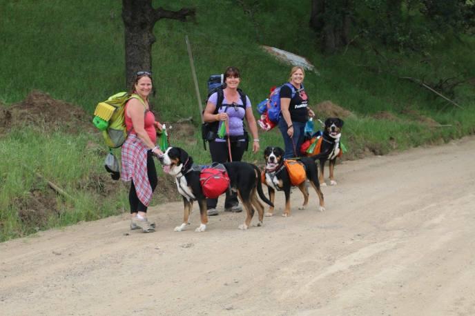 Emmie Primitve Pack Hike